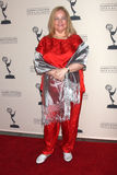 Elvera Roussel Daytime Emmy Nominees mottagande 2009 Royaltyfri Foto