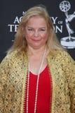 Elvera Roussel Dzienne nagrody emmy 2009 Zdjęcie Royalty Free