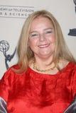 Elvera Roussel Emmy kandydatów Dzienny przyjęcie 2009 Fotografia Royalty Free