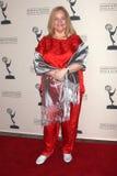 Elvera Roussel Emmy kandydatów Dzienny przyjęcie 2009 Zdjęcie Royalty Free