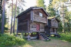 Elverum, Норвегия Стоковое Фото