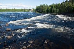 Elverum, Norwegia Obraz Royalty Free
