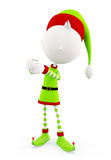 Elves with arounding pose Stock Photography