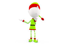 Elves for christmas Royalty Free Stock Photos