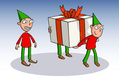 Elves Stock Photography