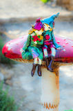 Elves in Love Two Stock Image