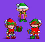 Elves 2 Stock Photos