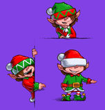 Elves 1 Royalty Free Stock Photo