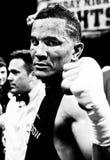 Elvin Ayala beats Eric Mitchell Stock Image