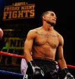 Elvin Ayala Professional fighter Stock Photo