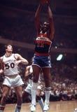 Elvin Hayes. Washington Bullets center Elvin Hayes. (Image taken from color slide Royalty Free Stock Photo