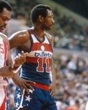 Elvin Hayes. Washington Bullets center Elvin Hayes. (Image taken from color slide Stock Image