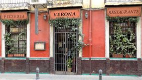 Elvira街道- albayzin- -西班牙 免版税图库摄影