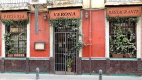 Elvira ulica Hiszpania - albayzin- - Fotografia Royalty Free