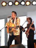 Elvis is  alive Royalty Free Stock Photos