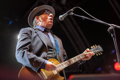 Elvis Costello(2) Royalty Free Stock Photography