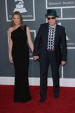 Elvis Costello, Diana Krall Stock Images