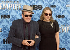 Elvis Costello and Diana Krall Royalty Free Stock Photos