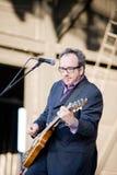 Elvis Costello ed i Imposters immagini stock