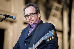 Elvis Costello and the Imposters Stock Photos