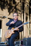 Elvis Costello and the Imposters Stock Images