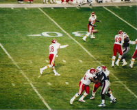 Elvis Grbac, Kansas City Chiefs. (2000) Stock Images