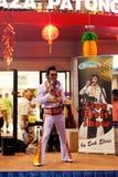 Elvis night show in Phuket Royalty Free Stock Image