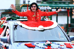 Elvis nummer 2 Arkivbild