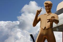 Elvis Presley Fotos de Stock Royalty Free