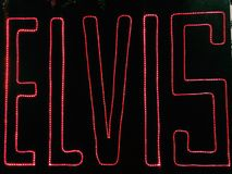 Elvis Presley Immagine Stock