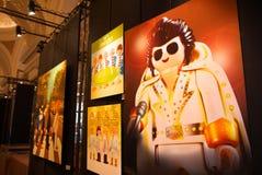Elvis Presley as Playmobil Figure Stock Photo