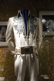 Elvis Presley Graceland royaltyfria foton