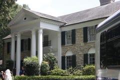 Elvis Presley Graceland dwór obrazy royalty free
