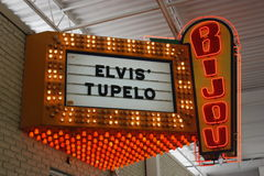 Elvis Presley Graceland Royalty Free Stock Images