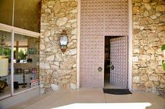 Elvis Presley-` s Flitterwochen-Haus, Palm Springs Lizenzfreie Stockfotos