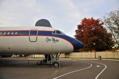 Elvis presley Samolotowi obraz stock