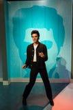Elvis Presley-Wachs-Abbildung Stockfoto