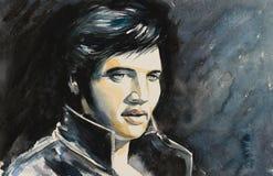 Elvis Presley Stock Images