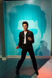 Elvis Presley wax figure Stock Photo