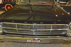 Elvis' 1967 Ranchero Grille Royalty Free Stock Images