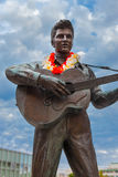 Elvis statue in Kobe, Japan Stock Photos