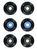 Elvis vinyler Arkivbild