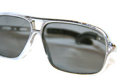 Elvis was here 2?. Large pair of sunglasses Stock Photos