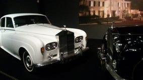 Elvisauto Royalty-vrije Stock Foto's