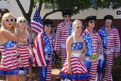 Elvises e amigos Fotos de Stock Royalty Free