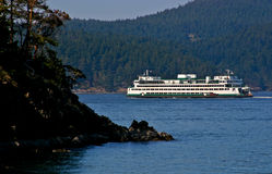 Elwha in the San Juan Islands Stock Photo