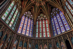 Free ELY, CAMBRIDGESHIRE/UK - NOVEMBER 22 : Interior View Of Ely Cathedral In Ely On November 22, 2012 Royalty Free Stock Photography - 71541417