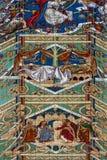 ELY CAMBRIDGESHIRE/UK - NOVEMBER 24: Detaljerad sikt av delen av Royaltyfria Bilder