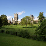 Ely Cathedral Stock Image