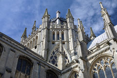 Ely Cathedral Royalty Free Stock Images